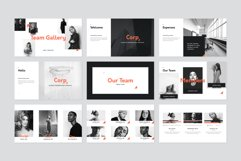 Corp Keynote Presentation Template Product Image 3