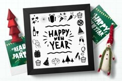Web Font New Year Dingbats Product Image 2