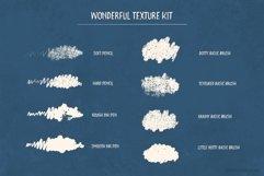 Wonderful Texture Kit for Procreate Product Image 5