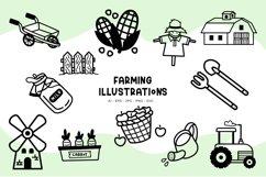 Farming illustrations Product Image 1