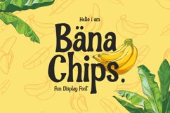 Bana Chips Product Image 1
