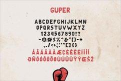 Guper Sans - Handcrafted Font Product Image 4