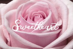 GIRLFRIEND SCRIPT Valentines Day Font Product Image 6