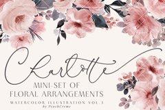 Charlotte // Mini Set of Floral Arrangements Product Image 1