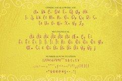 Web Font Clutine Font Product Image 5