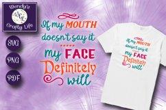 Fun Five tshirt designs - file formats SVG, PNG & PDF Product Image 6
