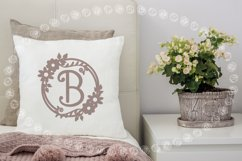 Garden Monograms - Font Product Image 4