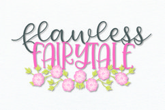 Flawless Fairytale - A Magical Script & Print Font Duo Product Image 1