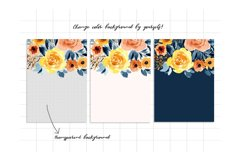 Floral Invitation Backgrounds Vol.2 Product Image 2
