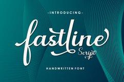Fastline Script Product Image 1
