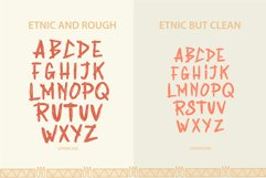 Rabsy African pattern font Product Image 3