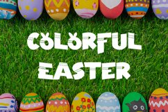 Easter Friend - Cute Display Font Product Image 4
