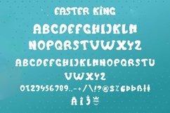 Web Font Easter King - Easter Display Font Product Image 4