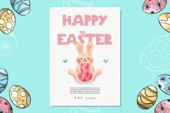 Web Font Easter Party - Cute & Playful Easter Product Image 5