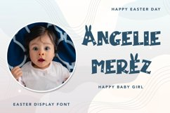 Easter Star - Easter Display Font Product Image 4
