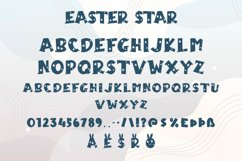Easter Star - Easter Display Font Product Image 5