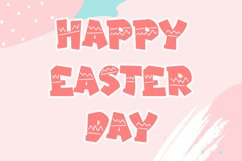 Easter Sunday - Easter Display Font Product Image 2