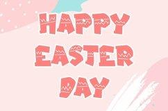 Web Font Easter Sunday - Easter Display Font Product Image 3