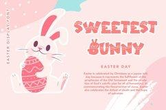 Web Font Easter Sunday - Easter Display Font Product Image 5