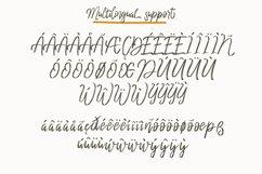 cherrio brush font Product Image 3