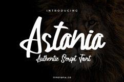 Astania Script Product Image 1