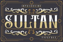 sultan Product Image 1