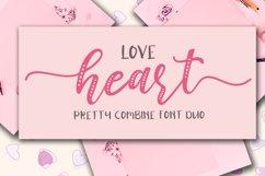 Love Heart / Beauty Combo Product Image 1