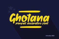 Ghotana Product Image 1