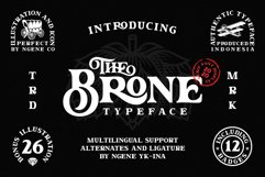 The Brone Product Image 1