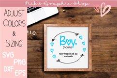 baby svg bundle, boy svg, girl svg, heart wreath bundle Product Image 3