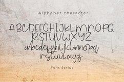 Enjoy cat font script Product Image 3
