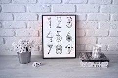 Sacred Geometry Font Product Image 4