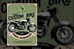 custom bike Flyer Product Image 1