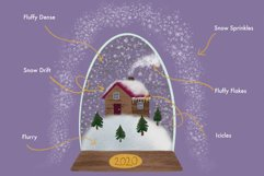 Magical Snow Procreate Brushes Product Image 2
