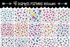 Valentine's Day Clipart & Patterns! Product Image 3