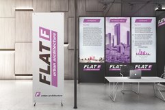 Exhibition Trade Show Shell Scheme Mockup Product Image 3