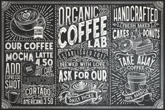 15 Fonts Coffee Lab Collection Product Image 1