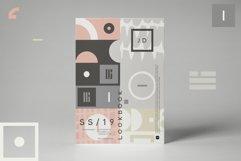 Esthetic Geometric pattern collection Product Image 4