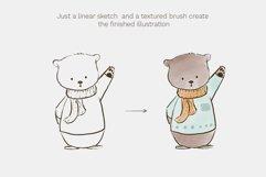 Painting Procreate Brushes Product Image 4