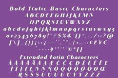 VOGUER Sans Italic Product Image 6