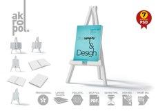 Book Mock-Up Set Product Image 5