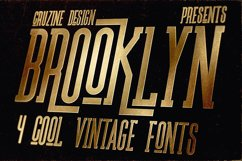Brooklyn Typeface Product Image 4