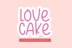 Love Cake Product Image 1