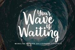 Monalisa Script Product Image 4