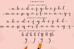 Sahyan Maglin - Luxury Calligraphy Font Product Image 5