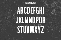 Raanan Classic Sans Serif Font Family Product Image 2