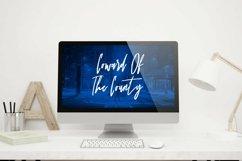 Web Font Logito - A Stylish Signature Font Product Image 2