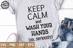 Wash Your Hands SVG Product Image 1