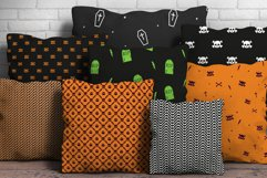 80 Halloween Seamless Vector Pattern Swatches Product Image 2