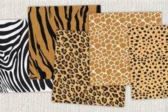 """Digital Paper Pack """"Africa Skins"""" Set 02 Product Image 2"""